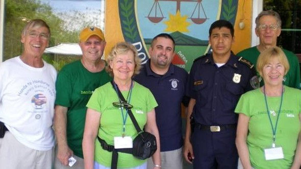 Vermont-Hands to Honduras-Tela 2010 Program Accomplishments