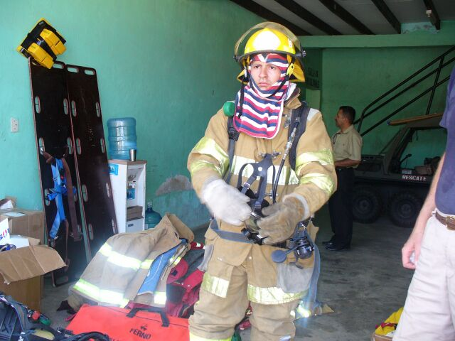Fire Fighting & Rescue Training
