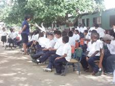 Policarpo Bonilla School